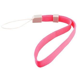 Insten Pink Wrist Strap for Nintendo Wii Remote Control