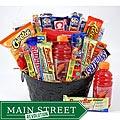 High Energy Snacks Gift Basket