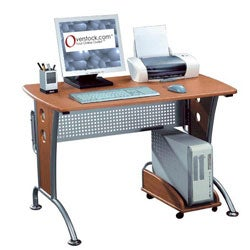 Deluxe Loft-style Computer Desk Workstation