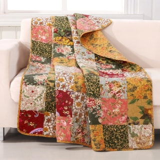 Link to Greenland Home Fashions Antique Chic Throw Similar Items in Blankets & Throws