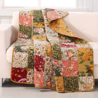 Greenland Home Fashions Antique Chic Throw|https://ak1.ostkcdn.com/images/products/3175565/P11295610.jpg?impolicy=medium