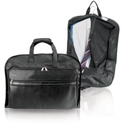 Koskin Man-made Leather Carry-on Garment Bag