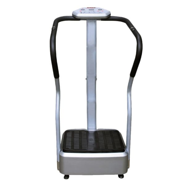 Sunny Vibration Plate Fitness Machine - Black