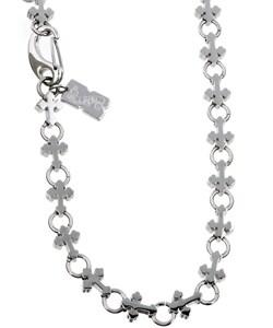 Stainless Steel Gothic Cross Bracelet
