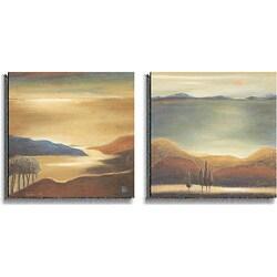 Salemink-Roos 'Tierra Sol Vista' 2-piece Canvas Set