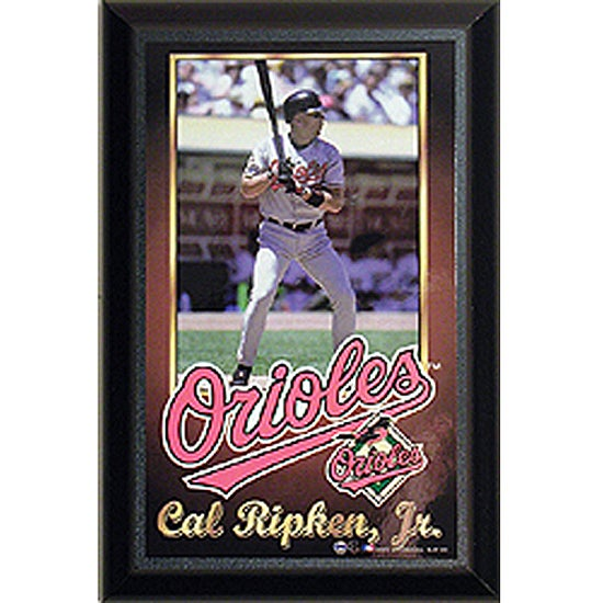 Cal Ripken Jr Mini Plaques (Pack of 12)