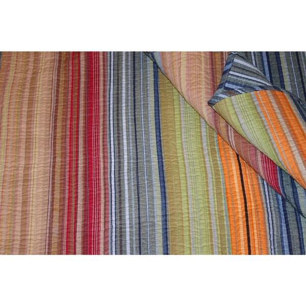 Greenland Home Fashions Katy 3-piece Quilt Set - Free Shipping ... : katy quilt - Adamdwight.com