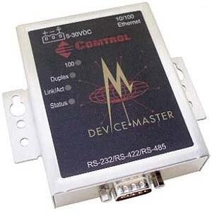 Comtrol DeviceMaster RTS RoHS Device Server