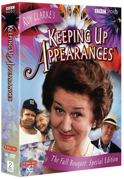 Keeping Up Appearances: The Full Bouquet (DVD)