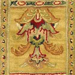 Safavieh Handmade Classic Empire Wool Panel Runner (2'3 x 10') - Thumbnail 1