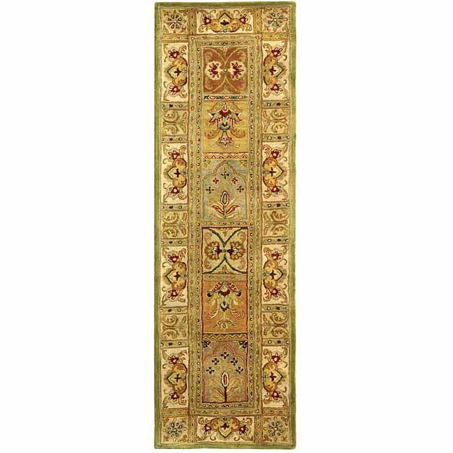 Safavieh Handmade Classic Empire Wool Panel Runner (2'3 x 12')