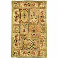 Safavieh Handmade Classic Empire Wool Panel Runner (2'3 x 4')