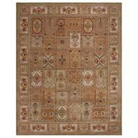 Safavieh Transitional Handmade Classic Empire Wool Panel Rug - 5' x 8'