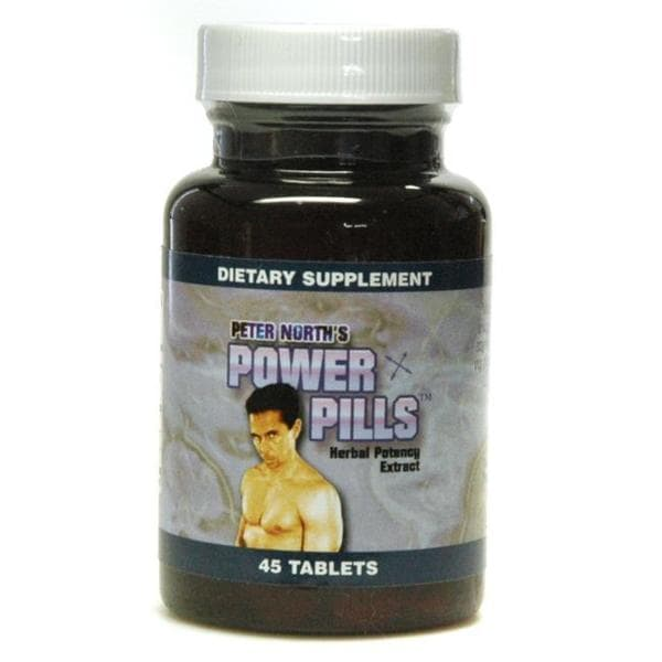 Peter North Power Pills (Bottle of 45)