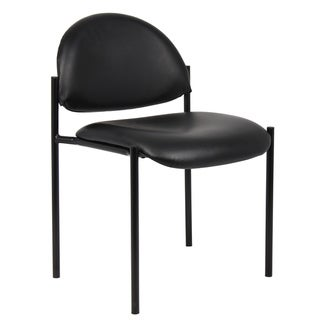Boss Stackable Caressoft Guest Chair