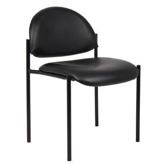 Boss Stackable Caressoft Guest Chair
