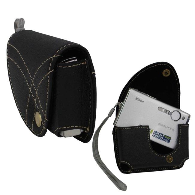Amerileather 801-0123456789 Gracie Camera Case