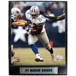 Marion Barber 9x12 Photo Plaque