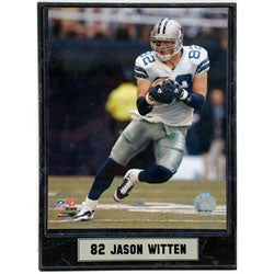 Jason Witten 9x12 Photo Plaque