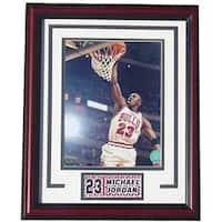 Michael Jordan 11x14 Deluxe Sports Plaque