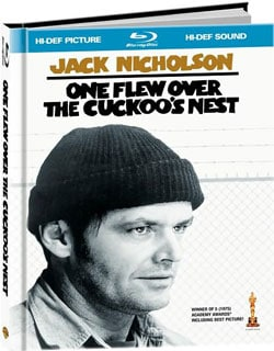 One Flew Over the Cuckoo's Nest: Special Edition DigiBook (Blu-ray Disc)