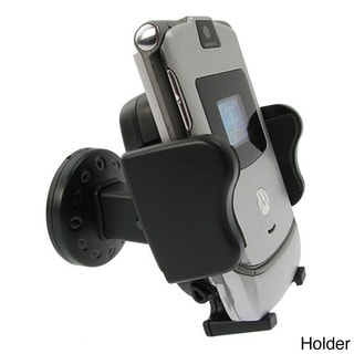 INSTEN Universal Car Holder for Cell Phone and MP3