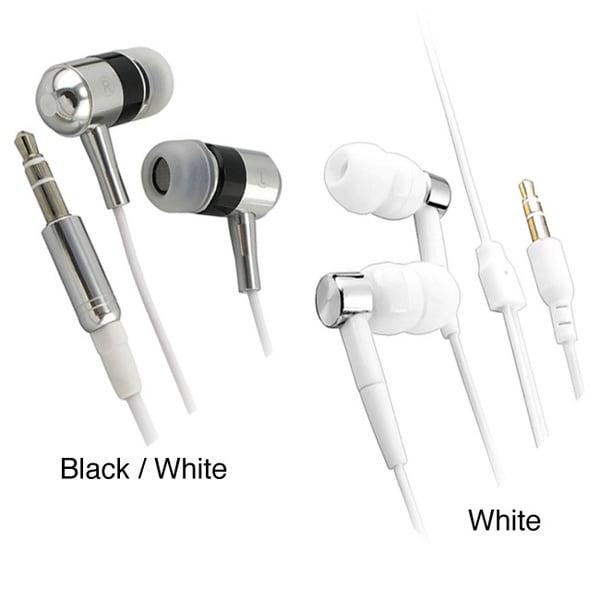 INSTEN Universal Comfortable In-ear Stereo Headset Lightweight Earphones