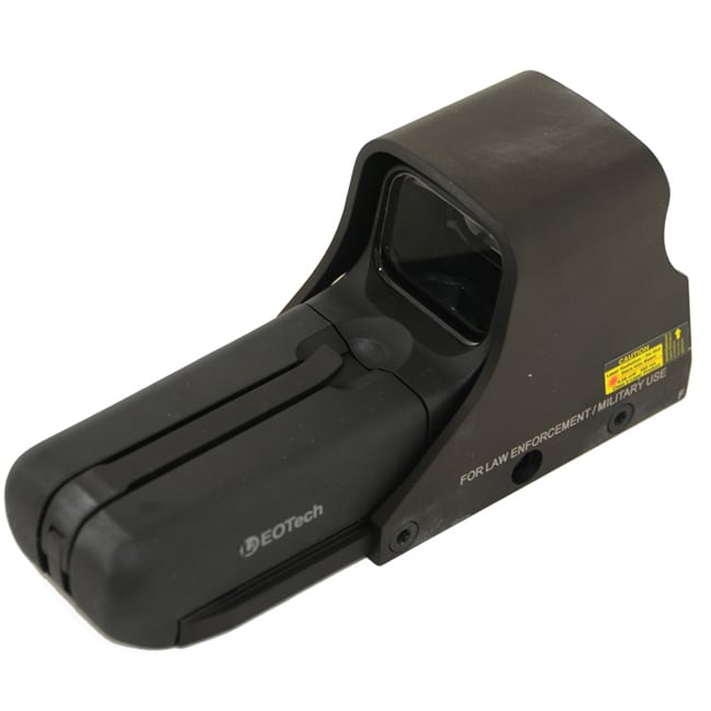 EoTech Model 512 Holographic Weapon Sight - Thumbnail 0