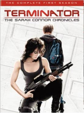Terminator: The Sarah Connor Chronicles Complete First Season (DVD)