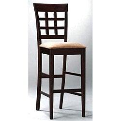 Coaster Company Window-back Barstools (Set of 2)