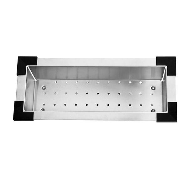 VIGO Stainless Steel 19-inch Kitchen Sink Colander