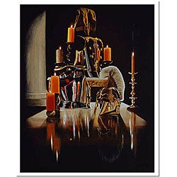 Roderick Stevens 'Nina de Guerrero' Unframed Art