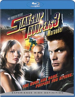 Starship Troopers 3: Marauder (Blu-ray Disc)