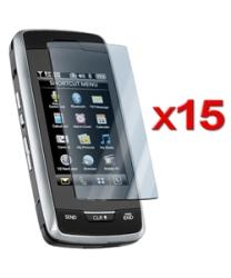 Screen Protector Kit for LG VX10000 Voyager (Pack of 15) - Thumbnail 2