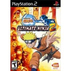PS2 - Naruto Ultimate Ninja 2 - Thumbnail 1