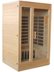 SunTech 2-person Sauna