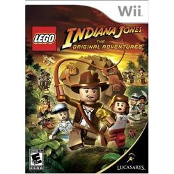 Wii - Lego Indiana Jones - Thumbnail 2