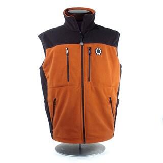 DadGear Diaper Vest Wearable Diaper Bag, Orange