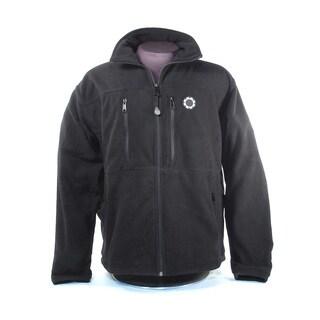 DadGear Cargo Jacket Wearable Diaper Bag, Black