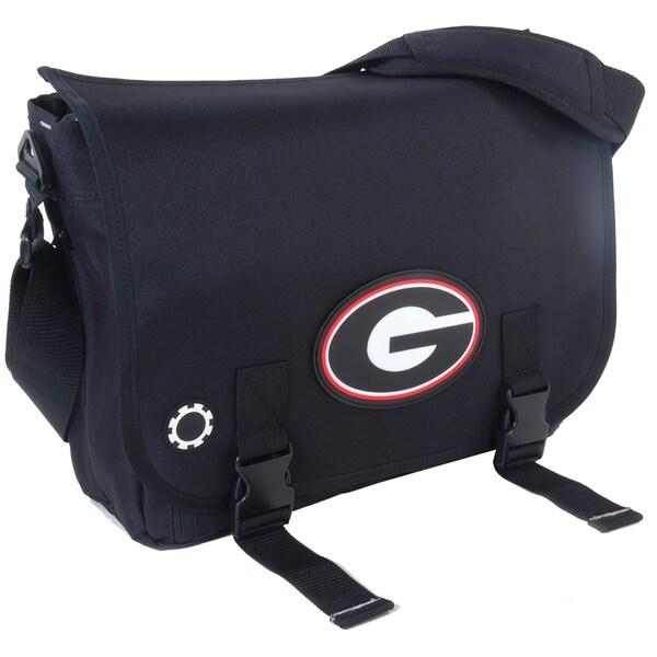 Dadgear Collegiate University Of Georgia Diaper Bag