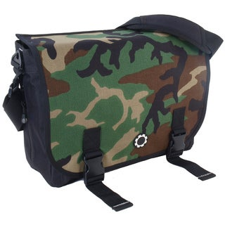DadGear Basic Camouflage Diaper Bag