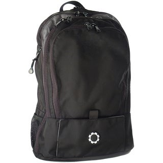 DadGear Basic Black Diaper Backpack