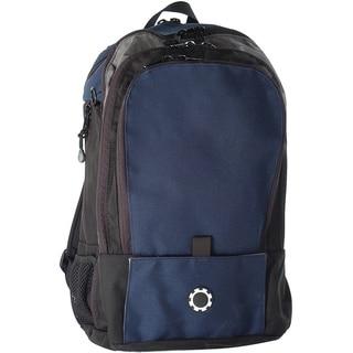 DadGear Backpack Diaper Bag, Basic Navy