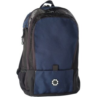 DadGear Backpack Diaper Bag, Basic Navy