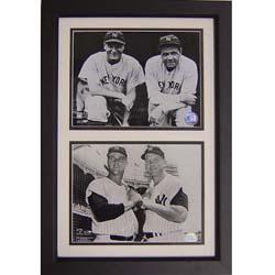 New York Yankees Legends 12x18 Framed Print