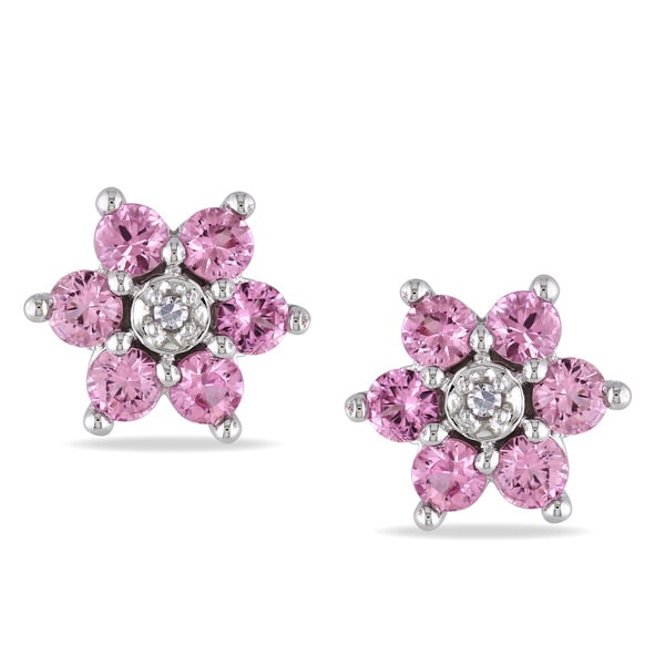 flower essentials earrings crystal climber