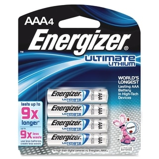 Energizer E2 Lithium AAA Battery
