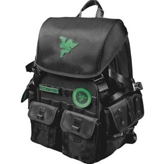"Razer Tactical Laptop/Tablet 17.3""Gaming Backpack Pro - Black"