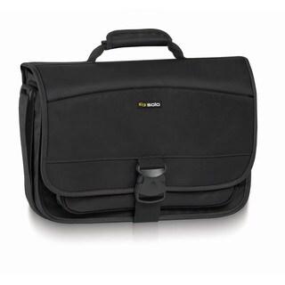 SOLO Classic Expandable Messenger/Laptop Bag