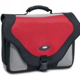 Solo Active Red/Black 17.3-inch Laptop  Messenger Bag